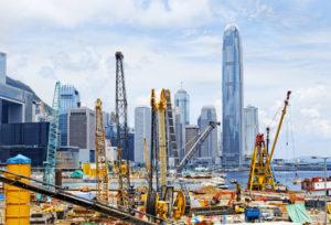 asian construction boom