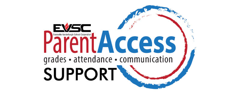 Parent Access Support Page