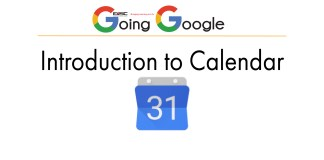 Introducation to Google Calendar