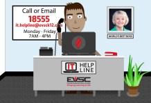 EVSC IT Help Line