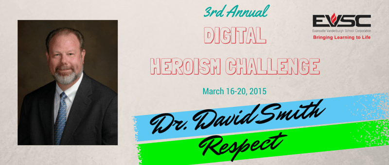 EVSC Digital Heroism Challenge- Day 4- Respect