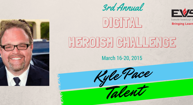 EVSC Digital Heroism Challenge- Day 5- Talent