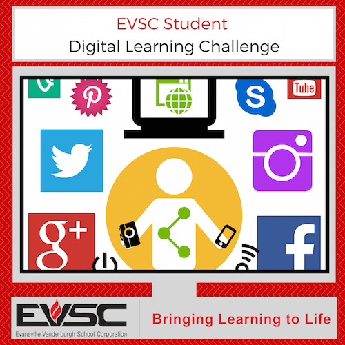 EVSC Student Challenge- Day 10- Happy Digital Learning Day!