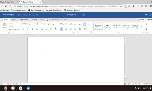 2 Ways to Use Microsoft Office on a Chromebook