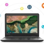 The EVSC Chromebook – Lenovo 300e