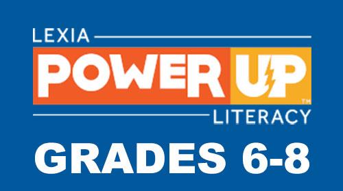 Lexia PowerUp Literacy (Grades 6-8)
