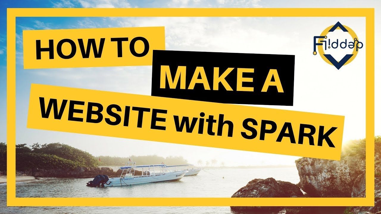 adobe spark pages tutorial