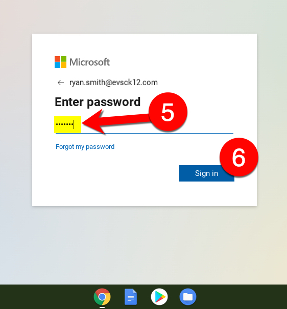 Sign in to Microsoft 365