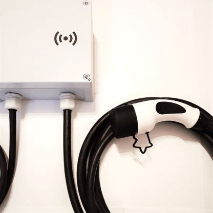 EVSE-WiFi Wallbox als Bausatz