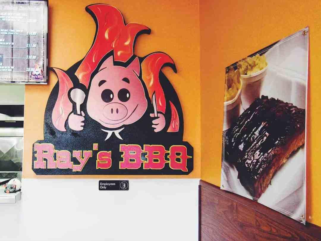Ray's BBQ in Huntington Park, CA