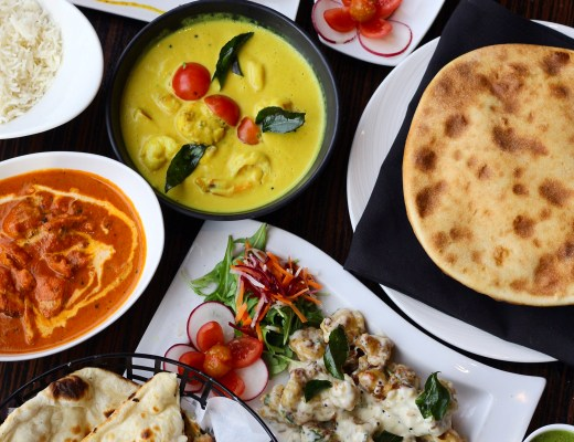 Indian indulgence hits Beverly Hills Spice Affair contemporary Indian cuisine creating modern interpretations of traditional dishes with Indian sensibility.