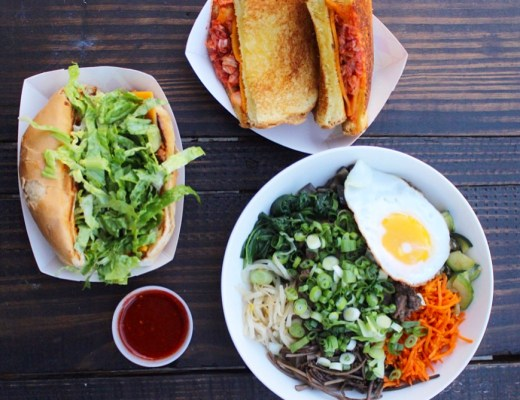 New Korean Food restaurant highlighting both traditional and experimental korean food opens in East Hollywood, by none other than Cecilia Hae-Jin Lee.