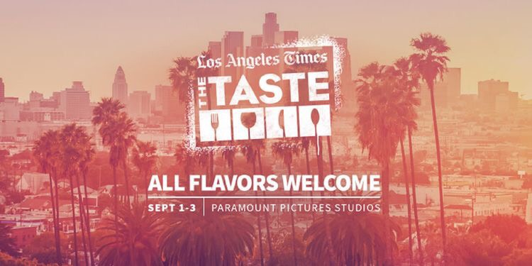 LA Times | The Taste returns to Paramount Pictures Studios with five events no food lover should miss. Sink your teeth into L.A.'s most extraordinary culinary creations and enjoy pours of exquisite wines and amazing cocktails over one incredible Labor Day weekend, Sept. 2-4, 2016.