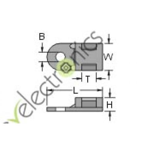 Self Adhesive Tie Mount 28x28 HW-4A