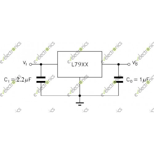 L7905CV Negative Voltage Regulator TO-220