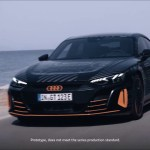 Audi Rs E Tron Gt Prototype Fully Electric Powered 2021 2022 Ev Shift