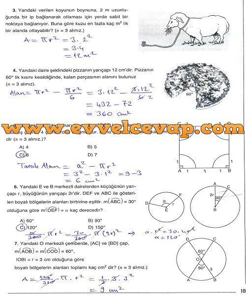 7 Sinif Ada Yayincilik Matematik Sayfa 187