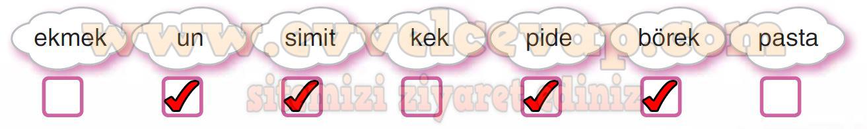 3. Sınıf Türkçe Ders Kitabı Sonuç Yayınları Sayfa 129 Cevabı