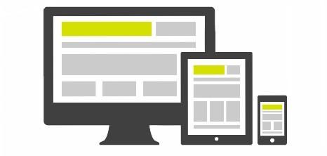 Responsive Design - DeskTop-Tablet-SmartPhone