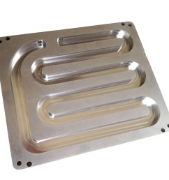 curtis 1238 1239 chill plate liquid cooling kit [ 1000 x 1000 Pixel ]