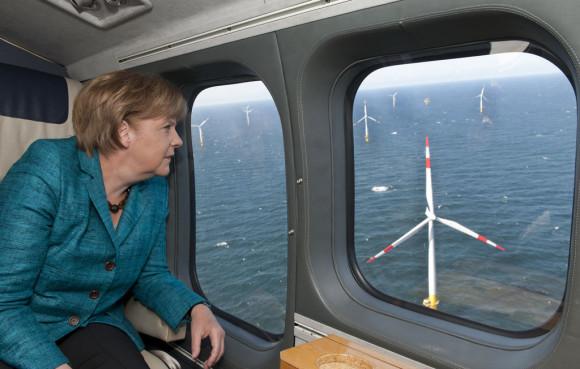 Alemania, potencia europea de eólica, energía solar fotovoltaica y otras energías renovables.