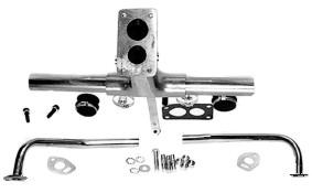 Weber Progressive Intake Manifold Kit at evwparts