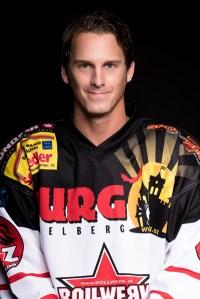 Daniel Forcher, Kapitän der Murtal Lions