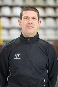 Markus Marschnig Verteidiger EV Zeltweg Murtal Lions II, Coach und Jugendleiter