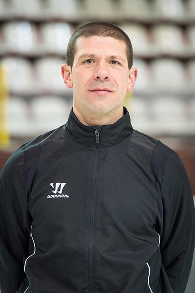 Markus Marschnig, Head-Coach EV Zeltweg Murtal Lions II