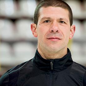 Markus Marschnig Head-Coach Team Landesliga EV zeltweg Murtal Lions