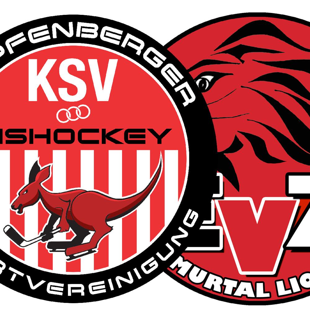 KSV Eishockey vs EV Zeltweg Murtal Lions