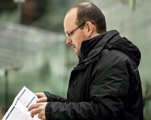 Michael Pollross in Graz beim Spiel gegen den ATSE