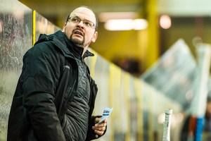 Michael Pollross Head Coach und sportlicher Leiter des EV Zeltweg Murtal Lions