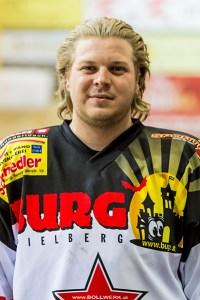 Lukas Riegler Stürmer EV Zeltweg Murtal Lions II