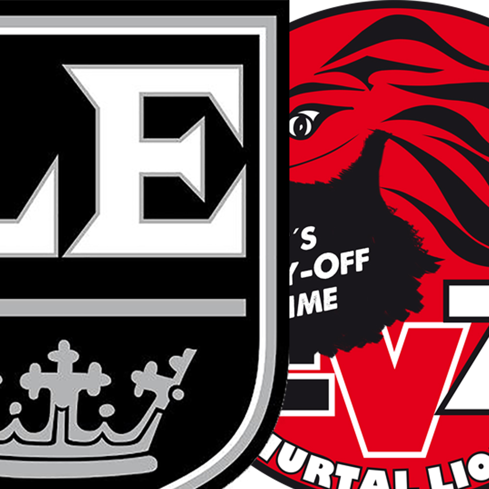 Play Offs LE KIngs vs EV Zeltweg Murtal Lions