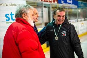 Klaus Schlaffer mit der Silbernen