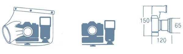 ewa-marine U-FXP for manual SLR cameras