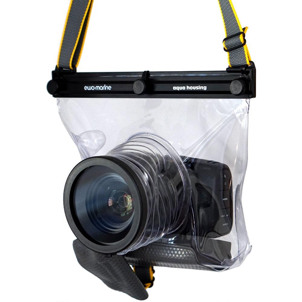 ewa-marine A-BC underwater housing for Blackmagic Pocket Cinema Camera 4K