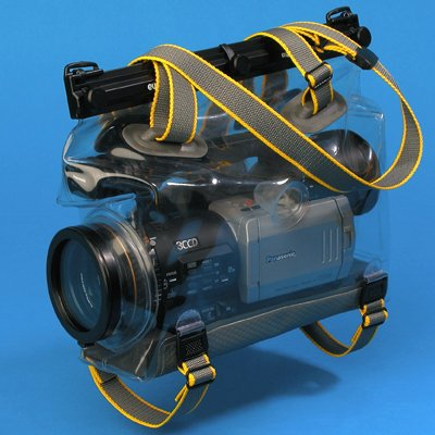 V1000 Underwater camera housing for camcorders