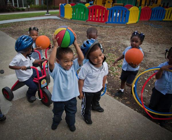Building Child' Mind Early Childhood Education