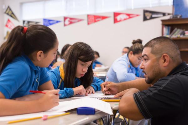 Latino Enrollment In Charters Grows Debates Persist