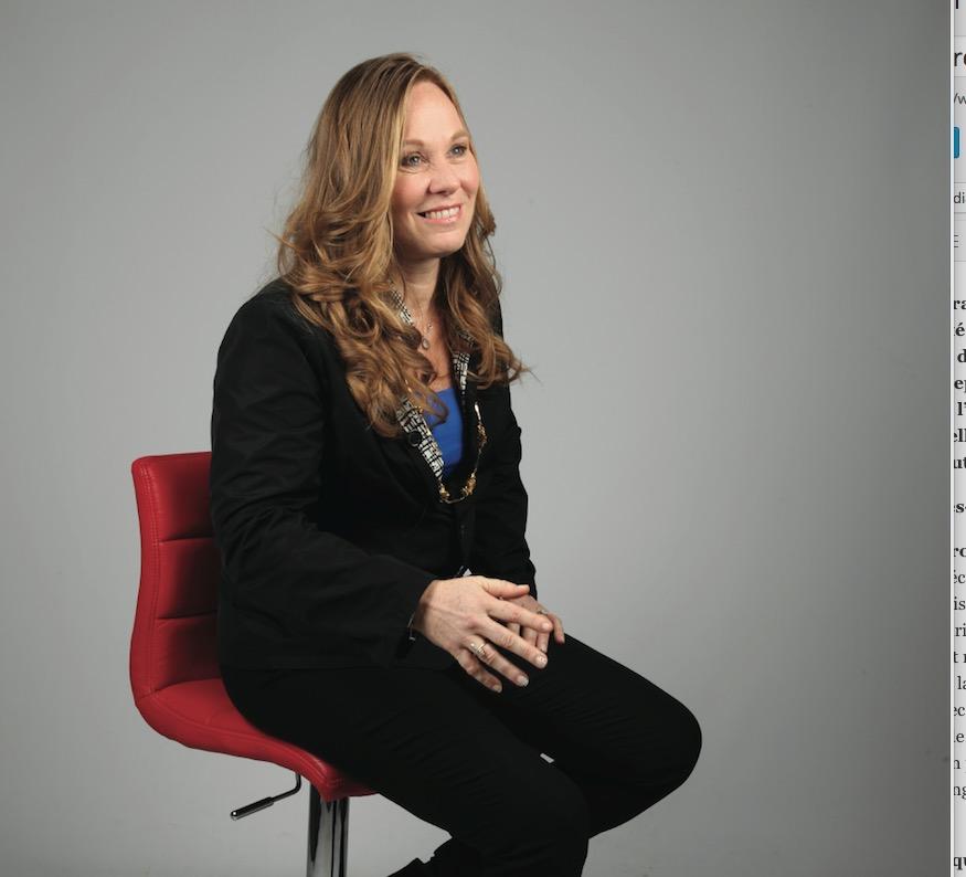 Carol Ostorero, une femme de défis