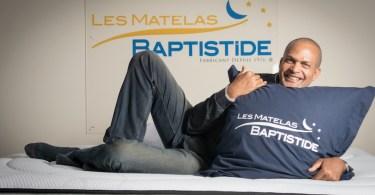 MATELAS BAPTISTIDE