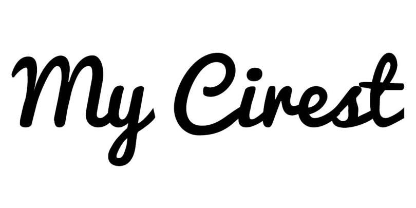 DOSSIER MY CIREST - Logo My CIREST