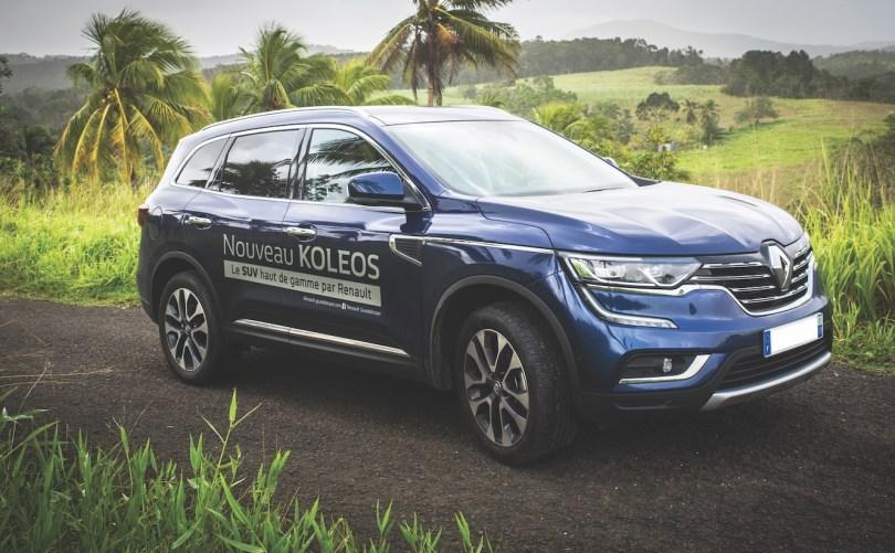 Renault nouveau Koleos