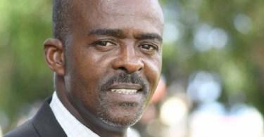 Ary Chalus, le président de la Région Guadeloupe