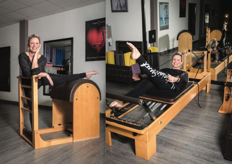 Power Gym le pouvoir du Yoga-Pilates
