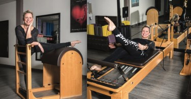 Power Gym le pouvoir du Yoga-Pilates