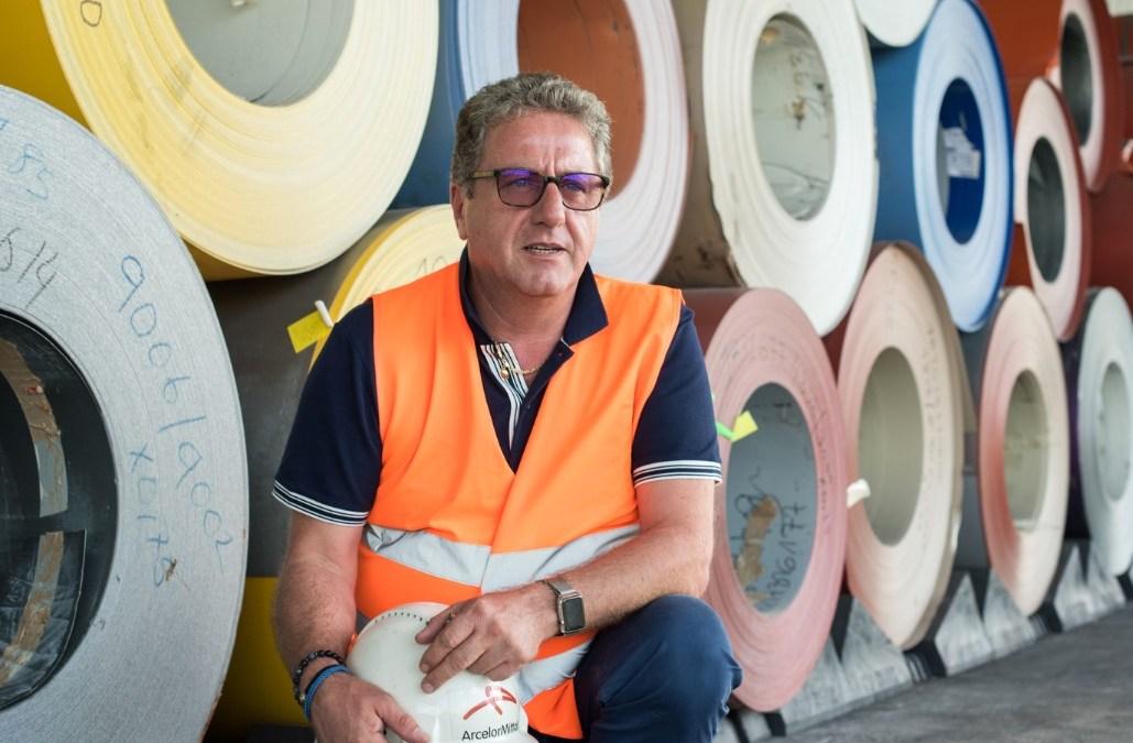 ArcelorMittal de l'acier, du savoir-faire et des valeurs fortes