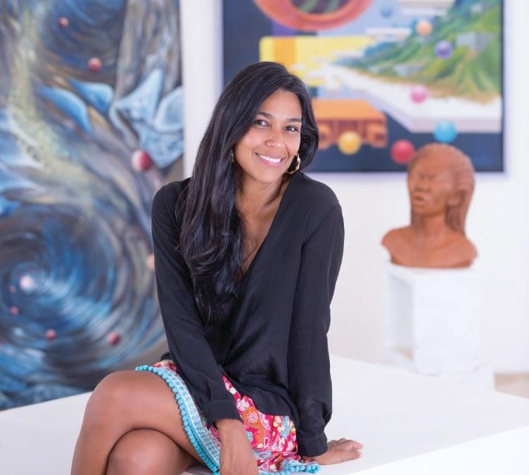 Maria Garcia la splendeur de l'art